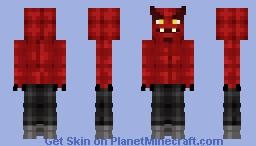 Satan Minecraft Skin