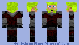 {Medieval} Gatekeeper Minecraft Skin