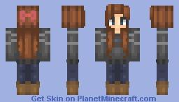 so done Minecraft Skin
