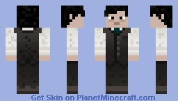 Lucious Costume Minecraft Skin
