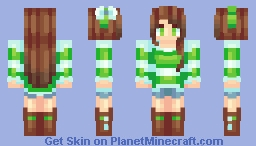 First Skin -redo- Minecraft