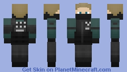 S.W.A.T. Suit - Operation 7 Minecraft Skin