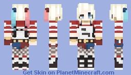 •∂ενι• Harley Quinn || Suicide Squad Minecraft