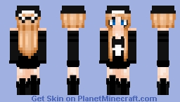 Out of ideas... Anyone have any? Minecraft Skin