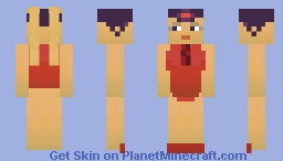 SW: Slave of Jabba the Hutt Minecraft Skin