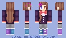 Chloe Minecraft Skin