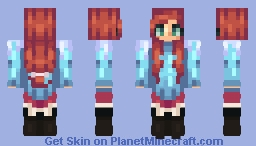 ★♠ค๒คภ๔๏ภ3๔гคเภ♠★ Snowfall Minecraft Skin