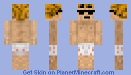 Tidus_89_swaggy Minecraft Skin