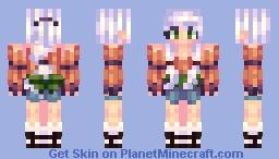 Autumn Minecraft Skin