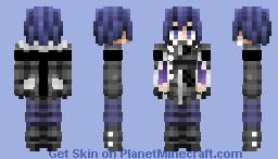 Ayato Kirishima Minecraft Skin