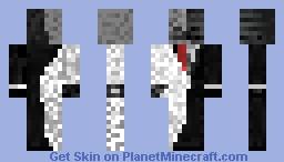 The Maze Minecraft Skin