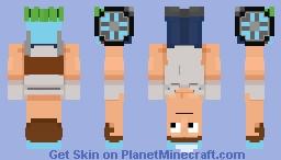 Joe Swanson Minecraft Skin
