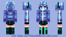 Ene Minecraft Skin