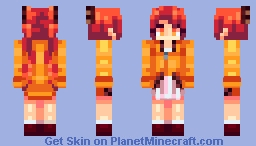 Enju Aihara Minecraft