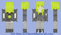 Halloween skin contest Minecraft Skin