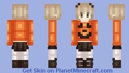 haLLOWEEN IS COMING Minecraft Skin