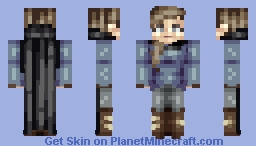 Gwynn Birdwing Minecraft Skin