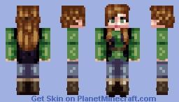 Harlan Redone Minecraft Skin