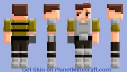 Massivecraft - Nicolas Warden - DEAD Minecraft Skin