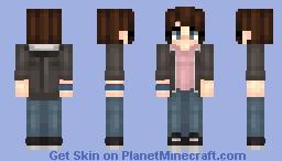 Max Caulfield [Life is Strange] Minecraft Skin