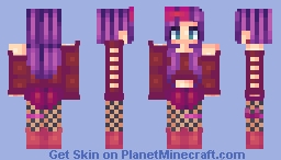 Recolor Of an old skin.. (not really that old..) Minecraft Skin