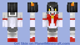 sailor karkat Minecraft Skin