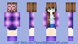 Mew's Request Minecraft Skin