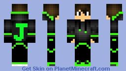 Awesome Minecraft Skin