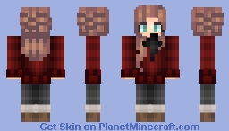 Falling for Fall Minecraft Skin