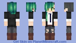 Another Punk :) Minecraft Skin
