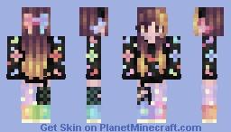 1k Subs!~ Minecraft Skin