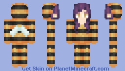 I BEE-lieve I could put more effort into my puns... ~ Request Minecraft Skin