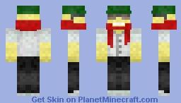 Ben - Apocalypse Survivor Minecraft Skin