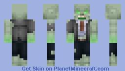 *⋆★ Zombie Brand ★⋆* League of Legends Minecraft Skin