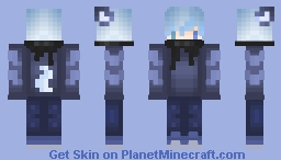 `Aɪᴋɪʀᴀ [Request] : `Insanitii ` Minecraft Skin