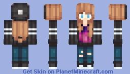 //not dead Minecraft Skin