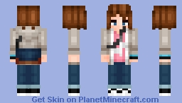 Life Is Strange... Max Caulfield (Better In 3d) Minecraft