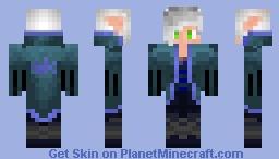 Male Elf Minecraft Skin