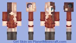 Ocean's Meetup~ Minecraft Skin
