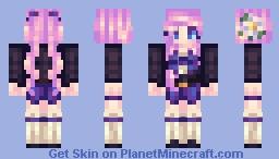 Lotus Minecraft Skin