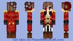 The Dark Ringmaster -Come one, come all ❣- Minecraft Skin