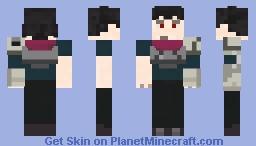 Ross (Senyu) Minecraft Skin