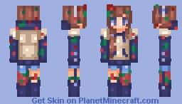 OC▹ Rozie. Minecraft Skin