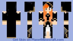 Halloween Witch Minecraft Skin