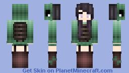 TURTLE SKIN WOOO  Minecraft Skin