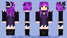 Blair Minecraft Skin