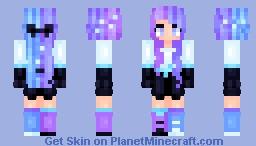 yursh Minecraft Skin