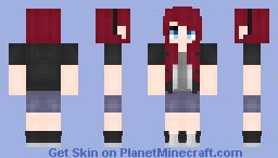 Spirit Evans ~+=OC 2=+~ Minecraft Skin