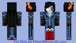 Marquise Spinneret Mindfang Minecraft Skin
