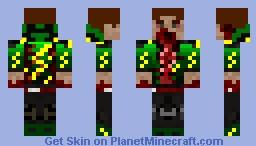 Undead JoshLB03 | Halloween | Palapocalypse Minecraft Skin